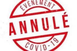 Annulation Covid