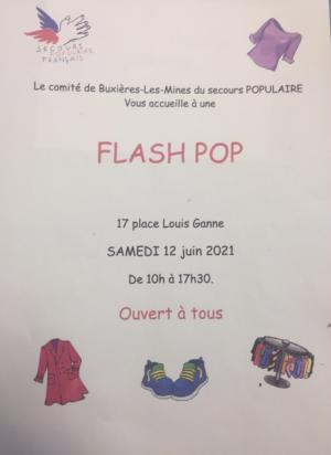 Flash pop Buxières