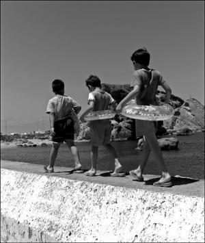 Enfants vacances