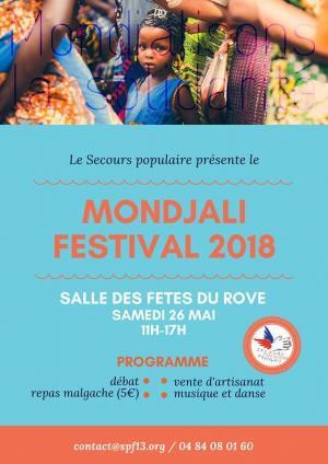 Mondjali Festival 2018