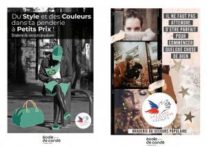 Exposition 2nd vie du vêtement