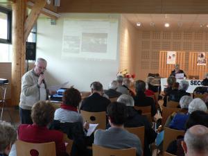 Questions réponses congrès départemental Bourges