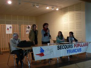 Restitutions ateliers congrès départemental Bourges 2015