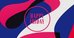 happy friday PdB