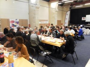 Ateliers au congrès départemental de la FD du Cher à Argent