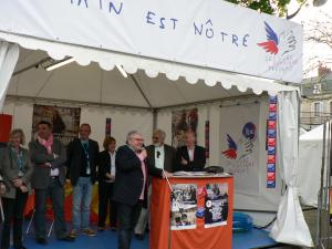 Inauguration Espace Jeunes Solidaires PdB 2015