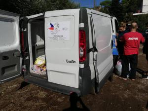 inondations Saintes Maxime
