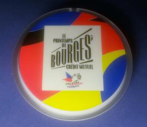 Badge officiel Printemps de Bourges 2017