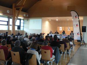 Participants congrès départemental Bourges