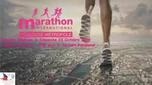 Affiche Marathon de Toulouse