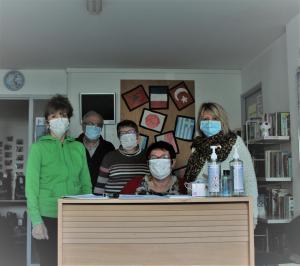 Floirac - L'équipe du mardi