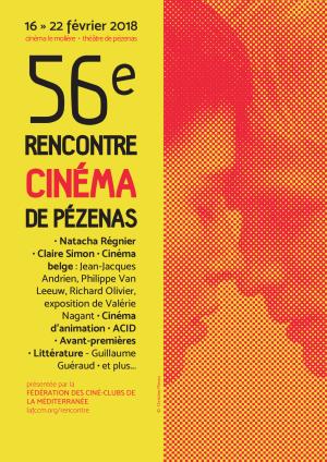 56e Rencontre cinématographique de Pézenas
