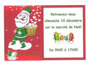 Marché de Noel Montagnac