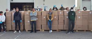 Colis alimentaires bénévoles Montpellier