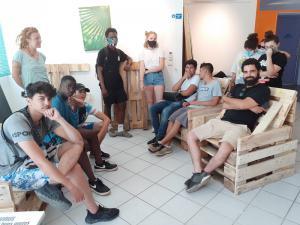 Jeunes solidaires SPF34