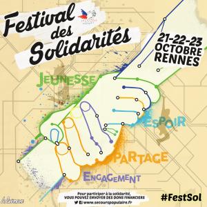 Festival des solidarités 2016 à Rennes