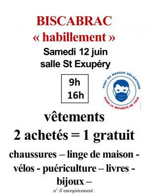 Biscabrac 12/06 Habillement