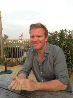 Hervé Ghesquière, parrain Printemps de la Solidarité mondiale 2015