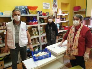 Collecte Produits hygiènes