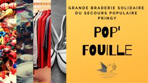 Pop Fouille Pringy