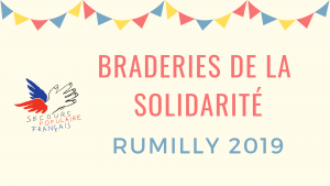 Braderies de la solidarité Rumilly