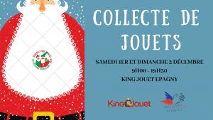 Collecte de jouet King Jouet