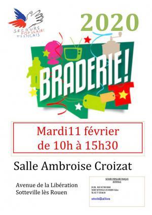 Braderie Sotteville