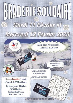 Harfleur braderie 02 2020