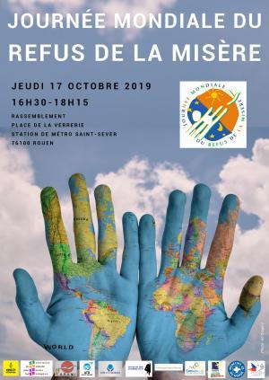 Le 17 octobre : Journée du refus de la misère.