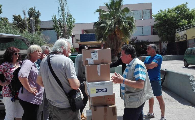 Secours populaire f d ration des deux s vres - Donner des meubles au secours populaire ...