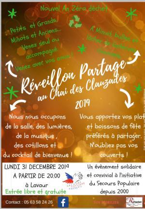 Reveillon Partage