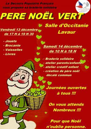Braderie de Noël Lavaur