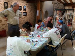 Solid'arts - ateliers enfants