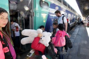C'est parti pour un séjour en Suisse via la gare de Lyon