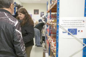 Le Fonds européen d'aide aux plus démunis est vital dans la lutte quotidienne contre la pauvreté. Le SPF se mobilise pour qu'il soit à la hauteur des besoins.