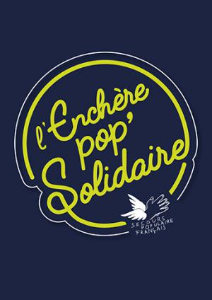 L'Enchère pop' solidaire
