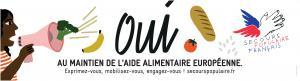 Le Secours populaire lance de nouveaux cahiers Le Dire Pour Agir afin de défendre l'aide alimentaire européenne, indispensable pour les plus pauvres.