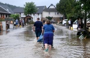 Inondations en Europe