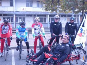 Vélo Tour solidaire : un périple pour la solidarité