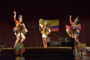 Une fête réussie pour les sinistrés d'Équateur