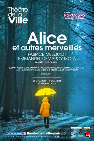 Affiche, Alice et autres merveilles