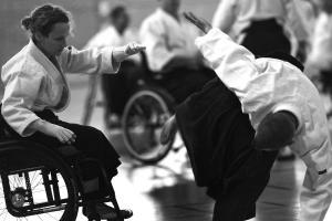 Convergence 346, sport et handicap