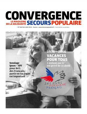 Couverture du Convergence 348