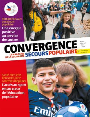 Couverture du Convergence 349
