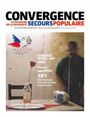 Couverture du Convergence 350
