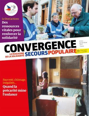 Couverture du Convergence 352
