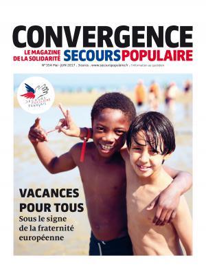 Couverture du Convergence 354