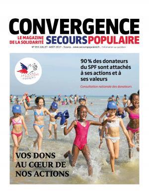 Couverture du Convergence 355