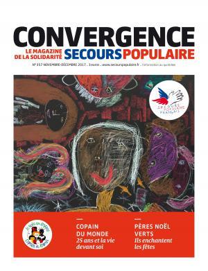 Couverture du Convergence 357