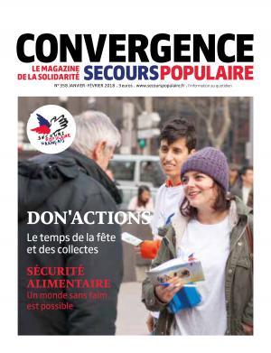 Couverture du Convergence 358